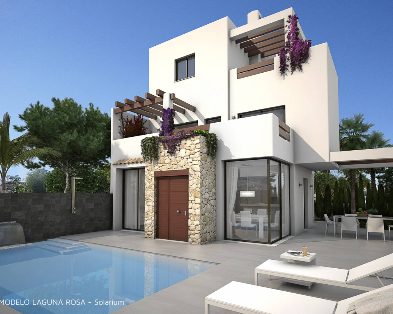 Detached Villa - New Build - Ciudad Quesada - La Laguna
