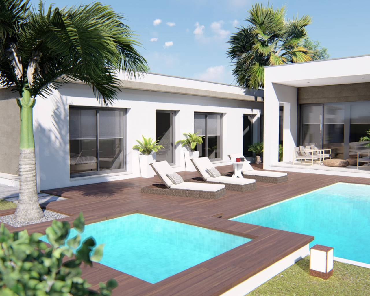 Detached Villa - New Build - Formentera del Segura - Formentera Del Segura