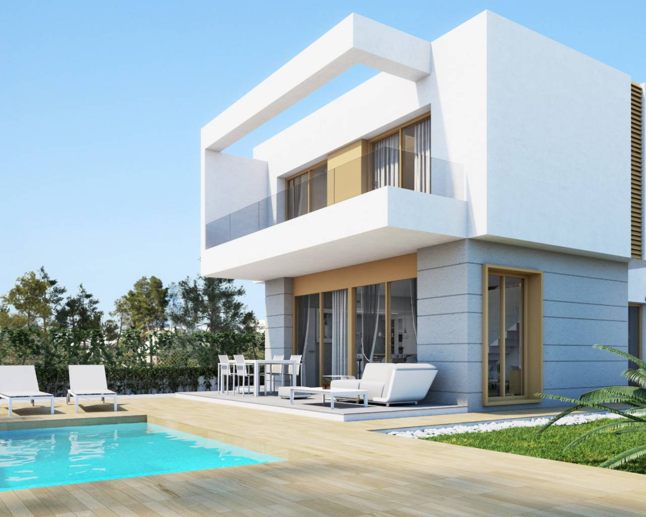 Detached Villa - New Build - Los Montesinos - Vistabella Golf