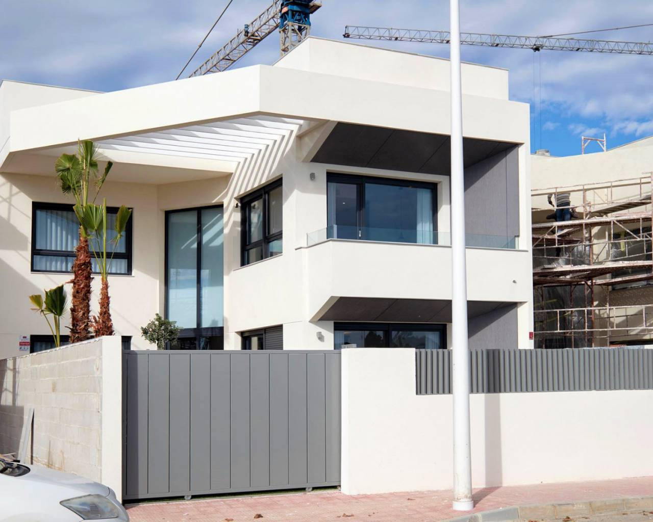 Detached Villa - New Build - Torrevieja - Playa Los Naufragos