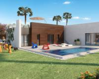 New Build - Detached Villa - Algorfa - La Finca Golf Resort