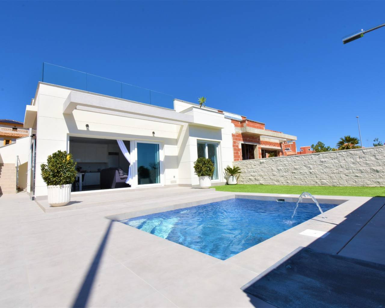 Semi Detached Villa - New Build - Los Montesinos - La Herrada