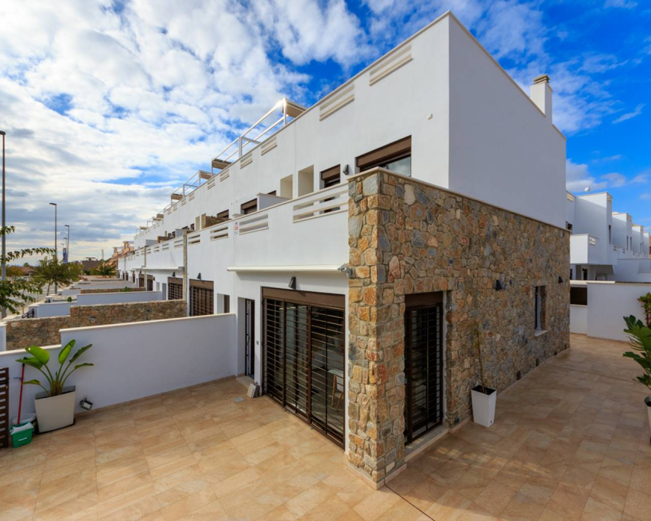 Townhouse - New Build - Torrevieja - Torretas