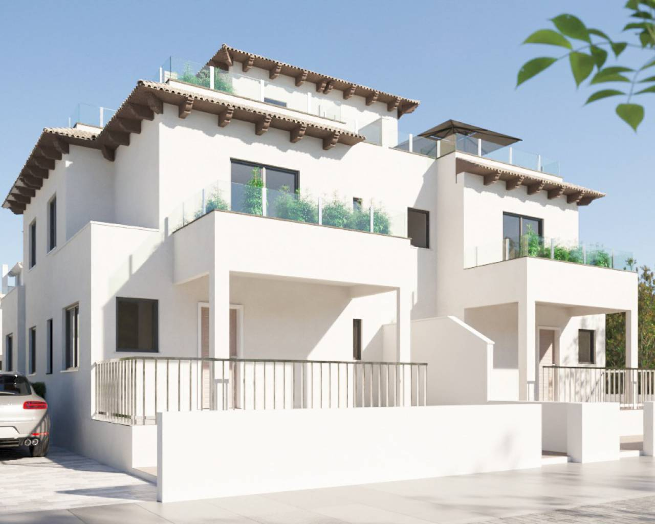 New Build - Quad Villa - La Marina - El Pinet