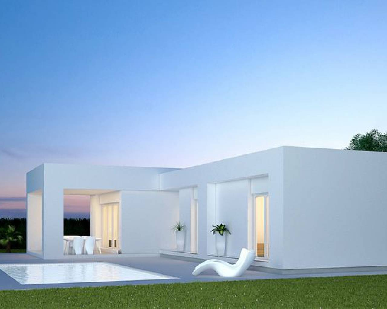New Build - Detached Villa - La Romana